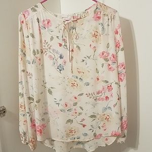 Small Floral Blouse